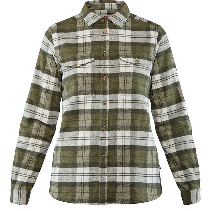 Women's Ovik Heavy Flannel Shirt
