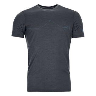 Men's 120 Cool Tec Mountain T-Shirt