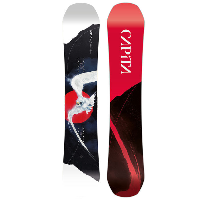 Birds Of A Feather Snowboard [2021]