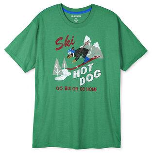 Men's Retro Ski Dogs T-Shirt