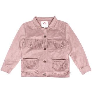 Boy's [2-8] Fringe Jacket