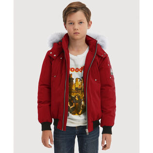 Junior Boys' [4-16] Ballistic Bomber Jacket