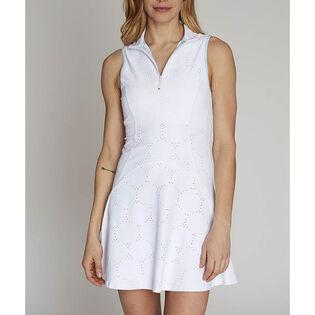 Women's Diamond Pointelle Dress
