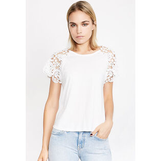 Women's Natalie Embroidered Top