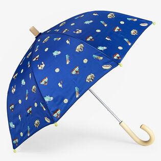 Kids' [2-10] Cool Pups Umbrella