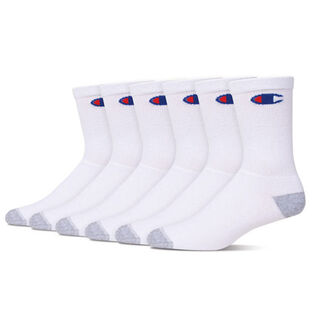 Unisex Double Dry® Performance Crew Sock (6 Pack)