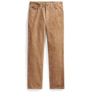 Pantalon ajusté Varick en velours côtelé pour garçons juniors [8-20]