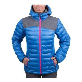 Manteau Stretch Puffy pour femmes