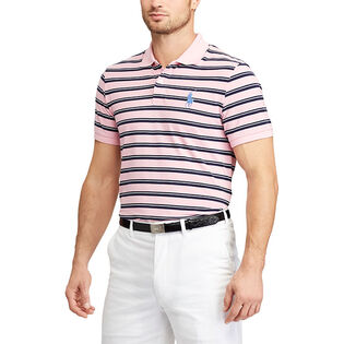 Men's Custom Slim Performance Polo