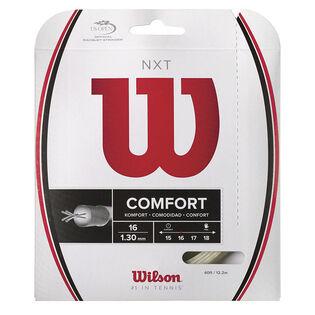 Cordage de tennis NXT 16G Comfort