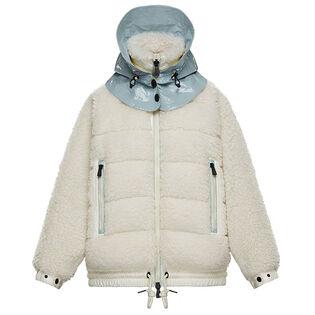 Women's Sherpa Puffer Jacket
