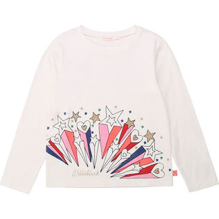 Girls' [3-6] Stars T-Shirt