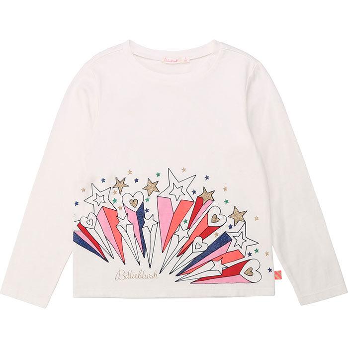 Girls' [3-6] Stars T-Shirt