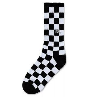 Boys' Checkerboard Crew Sock