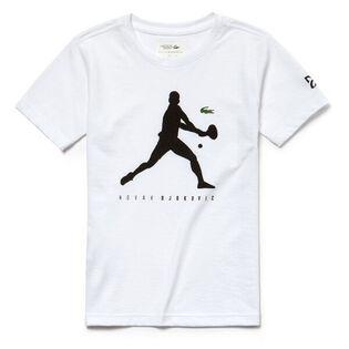 Boys' [4-8] Sport Technical Novak Djokovic T-Shirt
