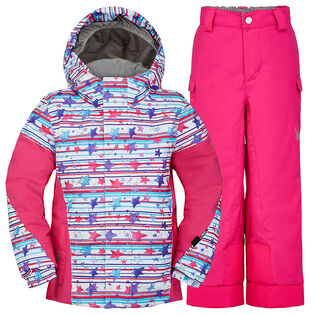Girls' [2-7] Charm + Eva Two-Piece Snowsuit