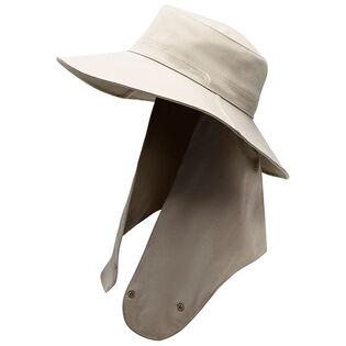 Chapeau à large bord Cape pour femmes