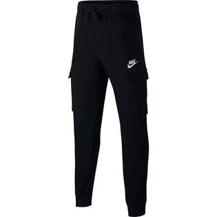 Pantalon cargo Club pour garçons juniors [8-16]