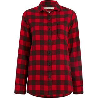 Women's Eco Rich Pemberton Boyfriend Shirt