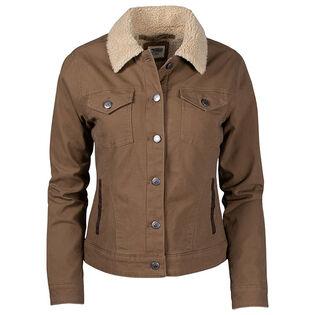 Women's Ranch Shearling Jacket