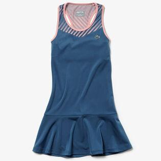 Women's Racerback Jersey Mesh Dress