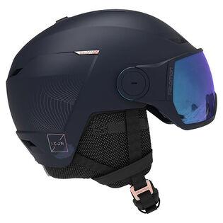 Women's Icon LT Visor Snow Helmet [2021]