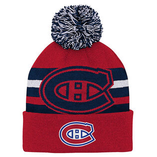Juniors' [8-20] NHL Team Heritage Knit Beanie