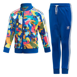 Girls' [4-7] SST Two-Piece Track Suit