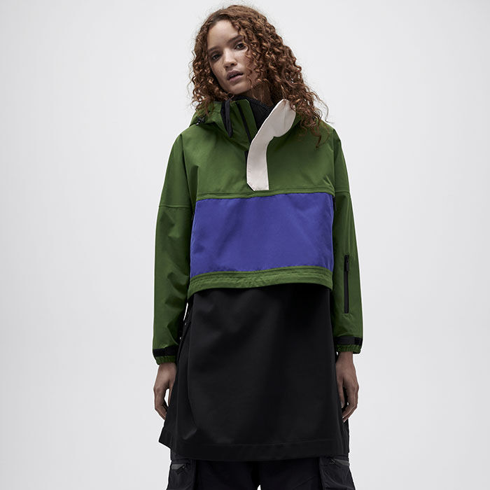 Women's Bio Anorak Jacket