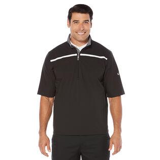 Men's Quarter-Zip Windshirt Jacket