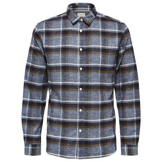 Men's Check Regular Fit Shirt