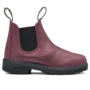 #2090 Kids' Chelsea Boot In Rose Pink
