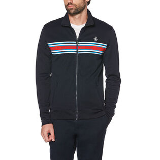 Men's Colourblock Track Jacket