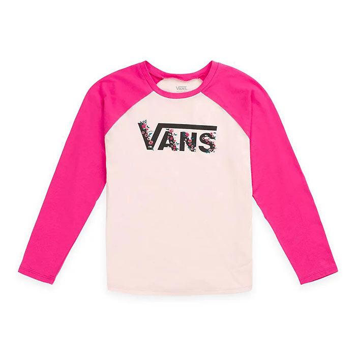 Junior Girls' [8-16] Bundlez Raglan T-Shirt