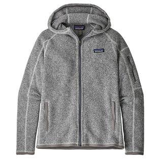 Women's Better Sweater® Fleece Hoody Jacket