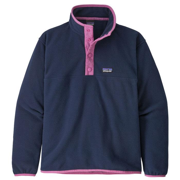 Junior Girls' [7-16] Micro D® Snap-T® Fleece Pullover Top