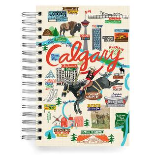 Calgary Jumbo Journal Notebook