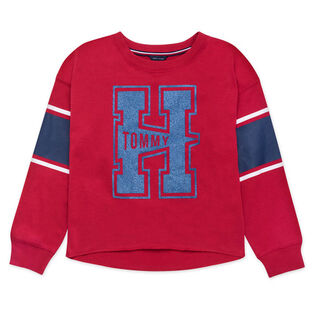 Junior Girls' [7-16] Big H Logo Sweatshirt