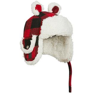 Babies' [9-24M] Hip Aviator Sherpa Hat