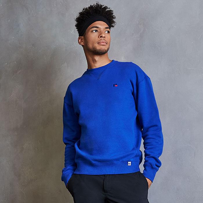 Men's Heritage Frank Fleece Crew Sweatshirt
