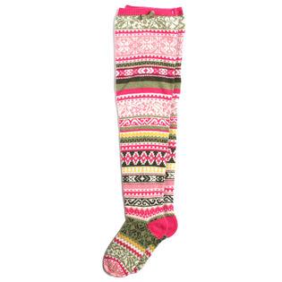Women's Jacquard Long Sock