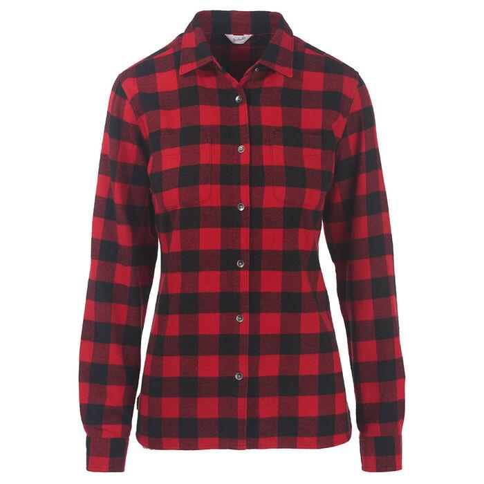 Women s Pemberton Flannel Shirt  1c3a07fba
