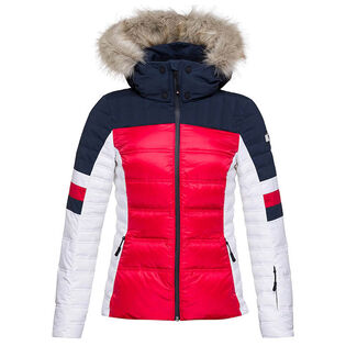 Women's Tommy Hilfiger Blocked Stretch Jacket