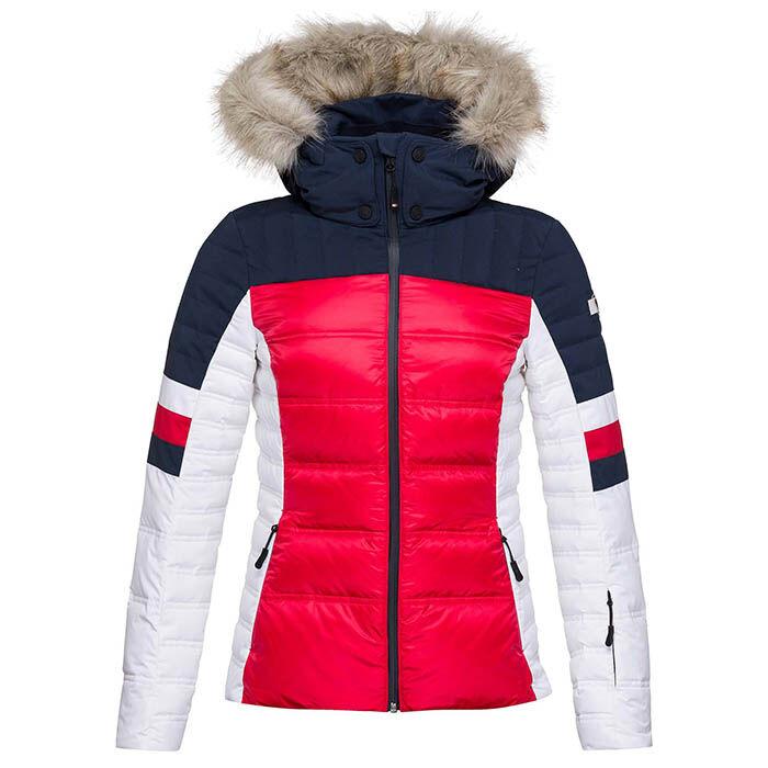 Women's Tommy Hilfiger Blocked Stretch Jacket