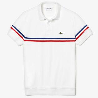 Men's Made In France Pique Polo