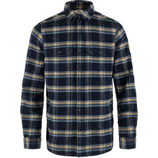 Men's Ovik Heavy Flannel Shirt