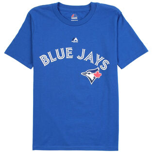 Juniors' [8-20] Toronto Blue Jays 'Kevin Pillar' T-Shirt