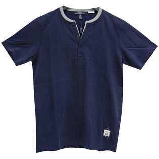 Boys' [4-7] Double Collar Henley T-Shirt
