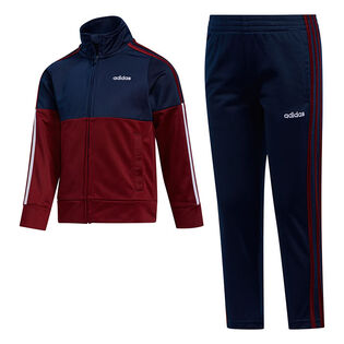 Boys' [2-7] Colourblock Tricot Two-Piece Tracksuit