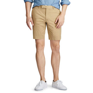 Men's Stretch Slim Fit Chino Short